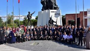 Gaziler, Kıbrıs Harekatının yıl dönümünü eşleriyle kutladı