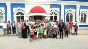 Başkan Gençten Romanlara 24 Haziran teşekkürü
