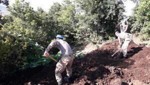 Kayıp Evrimin köyünde aileler tedirgin (2)