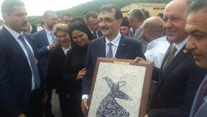 Bakan Dönmez memleketi Bilecikte (3)