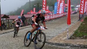 Türkiye Salcano Dağ Bisikleti Şampiyonası gerçekleştirildi