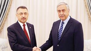 'Kıbrıslı Türkleri azınlık  yaptırmayacağız'