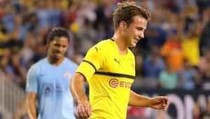 Dortmund, Manchester Cityi devirdi