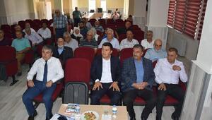 Tomarzada Kalıcı Kültür Varlıkları konulu toplantı