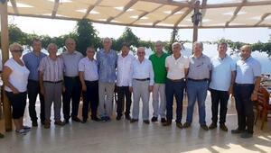 Kaş Kent Konseyi toplandı