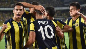 Fenerbahçe - Feyenoord maç özeti ve golleri