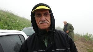 Trabzonda dünyanın en tehlikeli yolunda doğa yürüyüşü