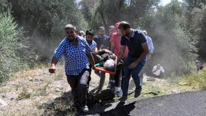 Davetiye dağıtan aile kaza yaptı, gelin adayı da yaralandı