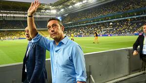 Fenerbahçeden taraftara teşekkür ve küfür sitemi
