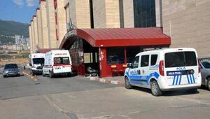 Türkoğlunda, şoförler odasının eski başkanı, yeni başkanı öldürdü