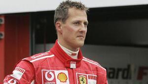 Schumacher komada ama eşi bakın ne yaptı