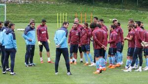Castillo, Trabzonspor'un kampından ayrıldı