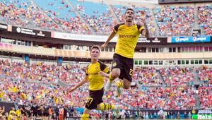 Dortmund çok rahat 1-3