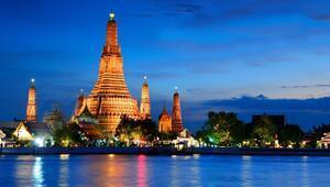 Tapınak cenneti: Bangkok
