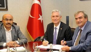 Adanaya Girişimcilik Merkezi ve Kimya Vadisi Kuruluyor