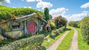 'Orta Dünya'nın büyülü köyü: Hobbiton