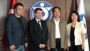 Çin ile İzmir'in film festivalleri İZTO'da anlaştı