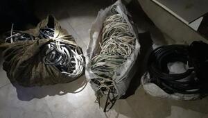 Otelde 500 bin liralık zarara yol açan hırsızlık şüphelilerine suçüstü
