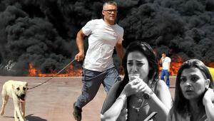 Antalyada büyük yangın