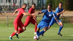 Antalyaspordan sessiz prova