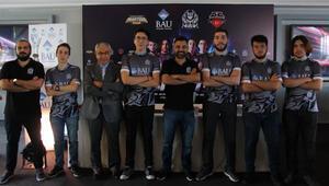 Avrupa şampiyonu BAU Esports ülkeye döndü