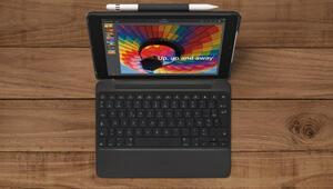 Logitech'in yeni nesil iPad klavyeleri Slim Combo ve Slim Folio Türkiyede