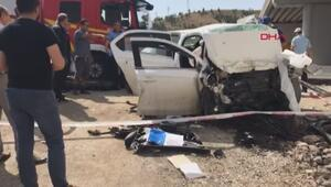 Ankarada trafik kazası 4 ölü