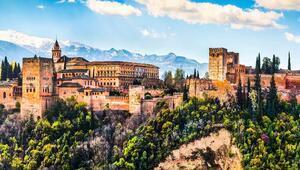 Düşler şehri Granada