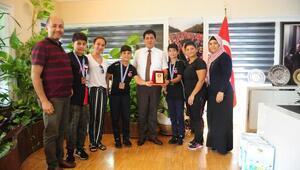 Judoculardan Başkan Güle ziyaret