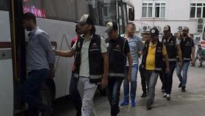 Soma merkezli suç örgütüne operasyonda 11 tutuklama