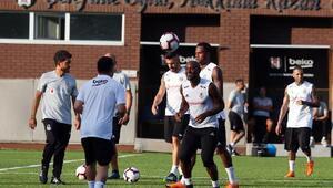 Beşiktaş, Fulya Hakkı Yeten Tesislerinde çalıştı