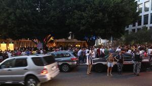 Lübnanda keyfi gözaltılar protesto edildi
