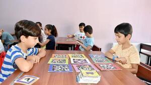 GASMEK; çocukları hem eğlendiriyor hem de öğretiyor