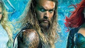 Aquaman filminin fragmanı yayınlandı Ne zaman vizyona girecek