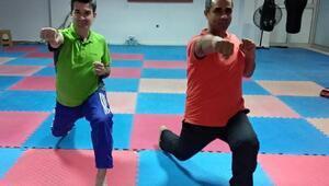 Dünyanın karate ustaları Denizliye gelecek