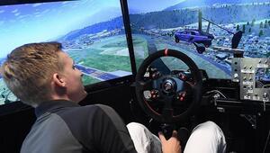 ABDde uçan araba sürücü eğitimleri başladı