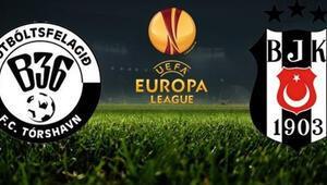 Beşiktaşın Avrupa mücadelesi başlıyor