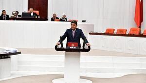 CHP'li Gökçel Çeşmeli- Taşucu Otoyolu'nu sordu