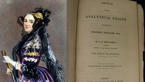 İngiliz matematikçi Ada Lovelaceın kitabına 125 bin dolar