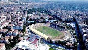 İnönü Stadının yıkım ihalesi yapıldı