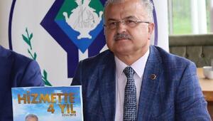 Başkan Kasap, su kesintilerinin nedenini açıkladı
