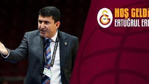 Galatasaray Erkek Basketbol Takımında Ertuğrul Doğan dönemi