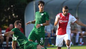 Konyaspor Ajaxı tek golle geçti