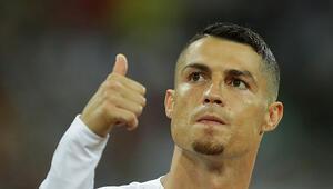 Tek paylaşımla çılgın kazanç Ne yaptın Ronaldo...