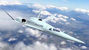 Yeni süper hızlı uçaklar geliyor