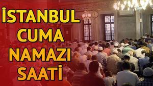 İstanbul Cuma namazı saat kaçta Tüm iller ve İstanbul Cuma saati