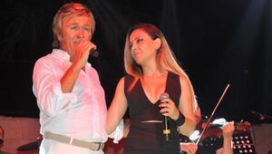 Erol Evgin, ilk kez Datçada konser verdi