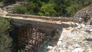 Tarihi Ali Köprüsü restore ediliyor