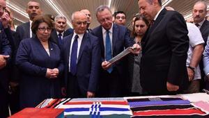 Avrupanın ipliği Tay GroupunCezayirdeki fabrikasından gitmeye başladı
