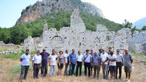 Olympos markası ile Türkiye tanıtılacak